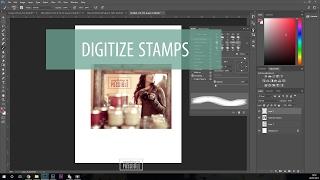 Make Your Stamps Digital