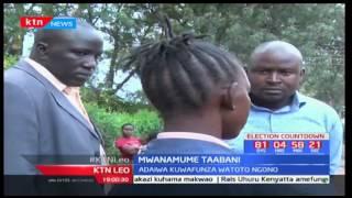 Polisi Nakuru wamtia mbaroni mwanaume anayedaiwwa kuwashawishi wanafunzi kujihusisha na ngono