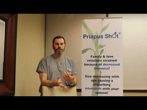 What is the Priapus Shot (P-Shot)? | Dr. Warren Seiler explains!