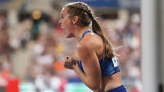 Meeting de Paris 2019 : Alysha Newman avec 4,82 m à la perche