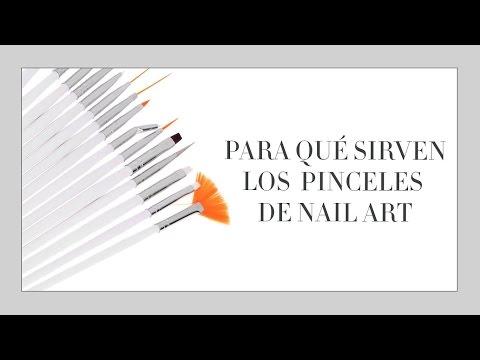 Cómo usar los pinceles para la decoración de uñas | facilisimo.com