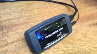 Review: Chamberlain myQ Gateway to add WiFi Garage Door Opening Capability