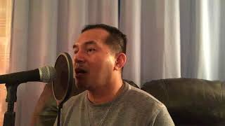 Please Don't be Scared Barry Manilow cover Allan Cabato