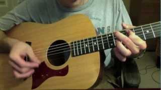 Dave Matthews Band - So Damn Lucky Guitar Lesson