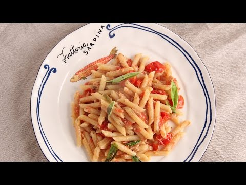 Pennette with Tuna and Tomatoes | Episode 1072