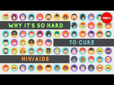 Video Mengapa sulit mengobati HIV/AIDS? - Janet Iwasa