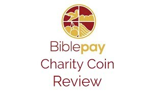 BiblePay review BBP Charity Coin
