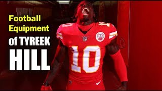 What Does Tyreek Hill Wear On-Field?