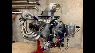 Twin Turbo Hemi Jet Boat Update: Finnegan's Garage Ep.84