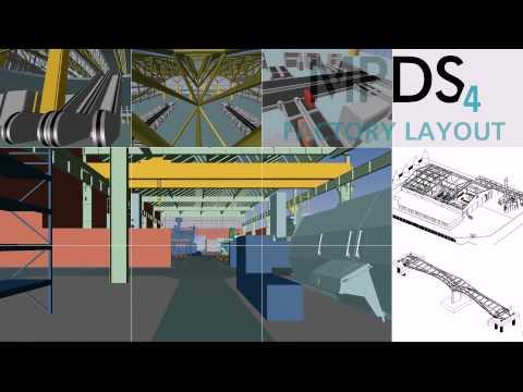3D Anlagenbau & 2D/3D Fabrikplanung - MPDS4
