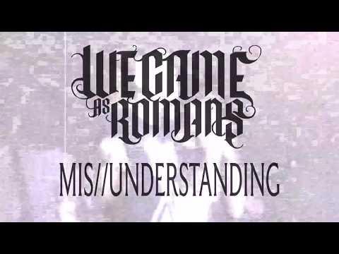 Mis//Understanding (Lyric Video)