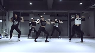 May J Lee Choreography /I'm Legit - Nicki Minaj (feat.Ciara)