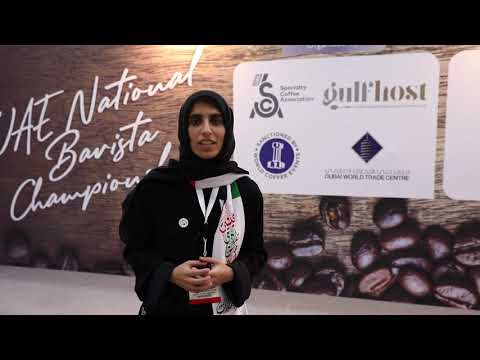 Nooran Abdulrahman Albannay - Coffee Architecture, Abu Dhabi