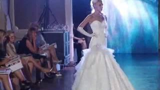 Свадебные платья, Оксана Муха. Свадебные платья 2012 года
