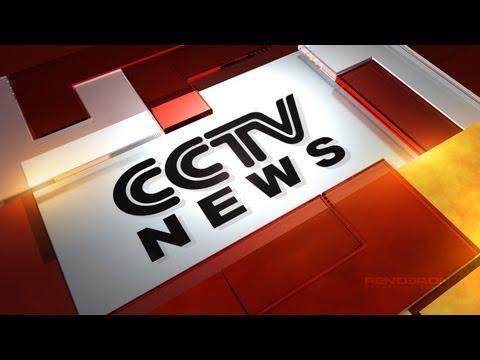 CCTV News - HD News Package Design