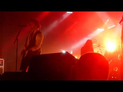 BULLET FOR MY VALINTINE ,HIT THE FLOOR ,BOURNEMOUTH 02