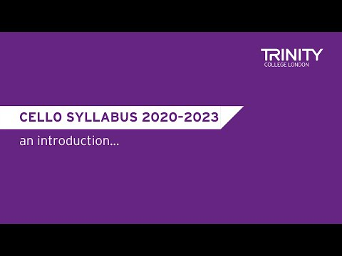 STRINGS 2020-2023 SYLLABUS INTRODUCTION CLIP