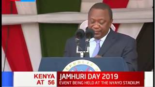 Uhuru: As a nation we shall remain grateful for our independence heroes for delivering a free Kenya