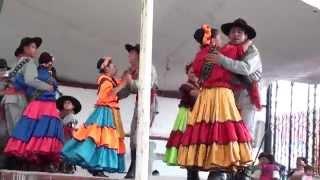 Ballet Folklórico Oxpanixtli - La Marieta