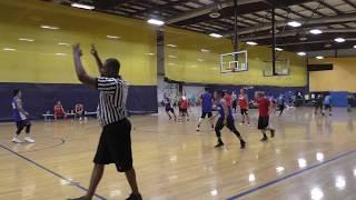 Good Basketball Game @ Tarkanian Basketball Academy, 1st Half | Las Vegas