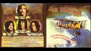 Joe Walsh  - Days Gone By - The Smoker You Drink, The Player You Get  ( June 18, 1973)