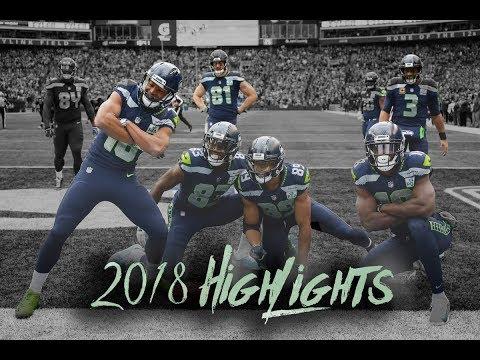 Seattle Seahawks 2018 Highlights