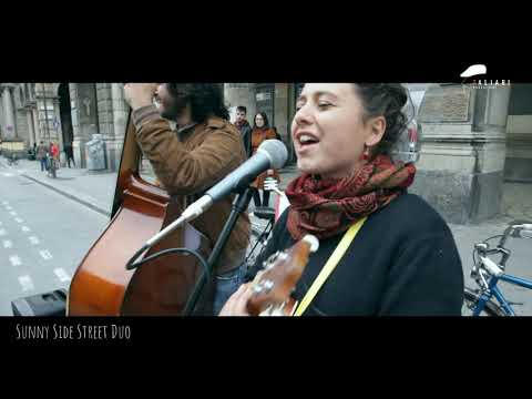 Sunny Side Street Duo Swing Duo - Trio - Quartetto Torino musiqua.it