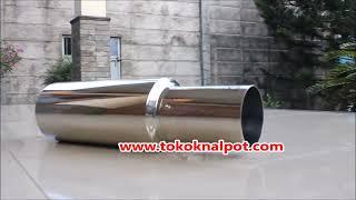 KNALPOT HKS EMPTY TAIL (TK 4030-ET)