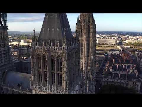 Rouen, « Ma Normandie ».