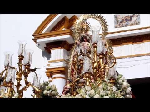 Virgen de los Remedios Coronada - Salida Diciembre 2016.