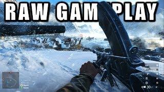 Battlefield 5 RAW GAMEPLAY! - Narvik Grand Operation | E3 2018