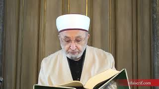 """Kısa Video: Efendimizi """"Resulullah"""" Diye Anmak Allah'ı da Rab olarak Kabul Etmektir"""