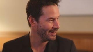 Keanu Reeves Talks 'Knock Knock', 'Rain', and More at Sundance 2015