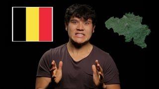 Geography Now! Belgium