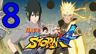 Let's Play Naruto SUN Storm 4 [German][Blind][#8] Die Macht der Taka!