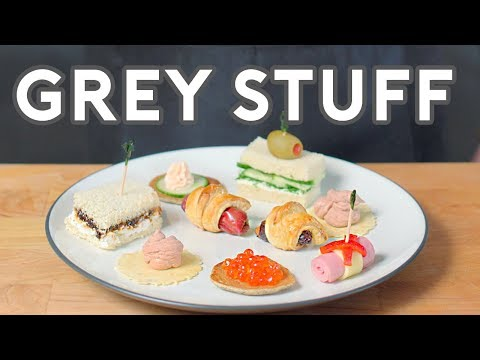 Binging with Babish: Grey Stuff from Beauty and the Beast