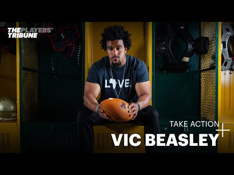 Vic Beasley gives back to his hometown of Adairsville | Take Action | The Players' Tribune