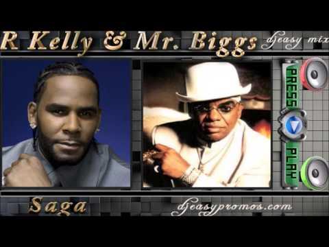 R Kelly And Ron Isley Aka Mr  Biggs Saga Showdown   |djeasy|