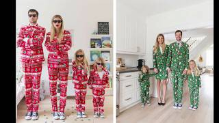 Family Matching Outfit Ideas