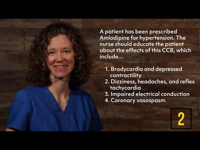 Become An Expert On Calcium Channel Blockers By Watching These 5 Videos Calcium Channel Blockers For Hypertension