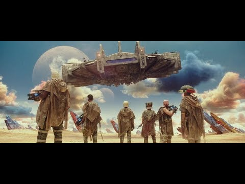 Valerian And The City Movie Action Fight Screen | Awesome Fighting | Bok Bok Express