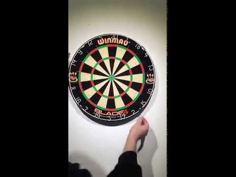 Darts - How To Hang A Dartboard At The Correct Height