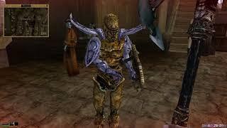 Morrowind -Спосб переодеть NPS