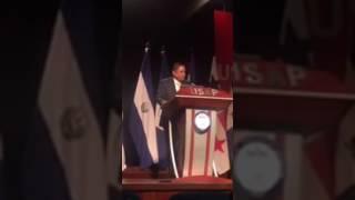 XIV Congreso Centroamericano del Trabajo y Seguridad Social.