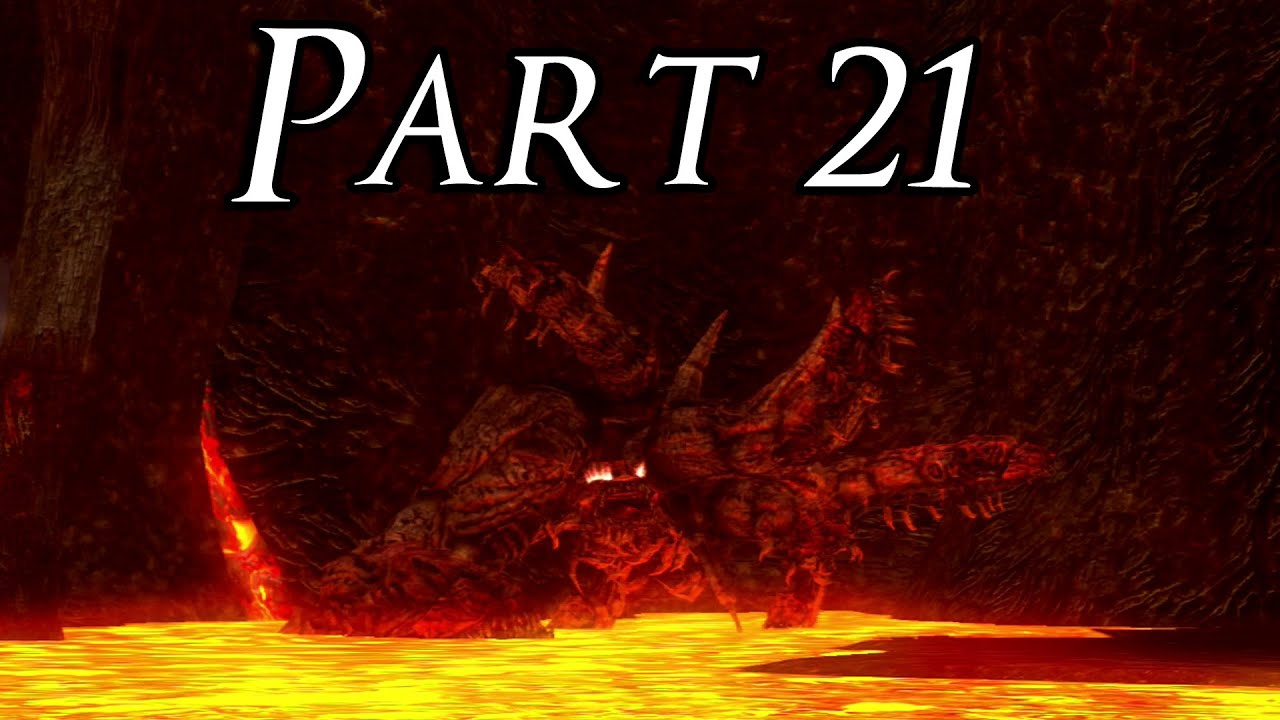 Dark Souls – Part 21 – Centipede Demon