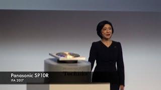 IFA 2017: Technics SP10R Plattenspieler