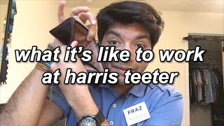 what it's like to work at harris teeter