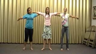 lewisville camp dance 1