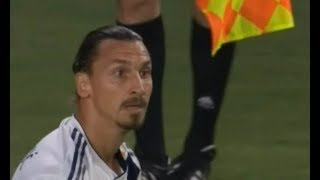 Zlatan Ibrahimovic vs Minnesota United Highlights | LA Galaxy vs Minnesota United 11/08/2018