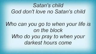 Danzig - Satans Child Lyrics